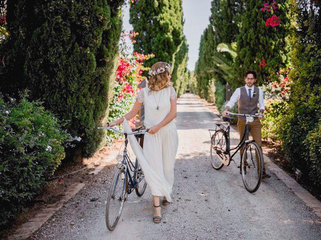 La boda de Julio y Laurence en Valencia, Valencia 22