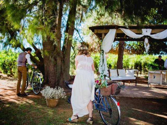 La boda de Julio y Laurence en Valencia, Valencia 24