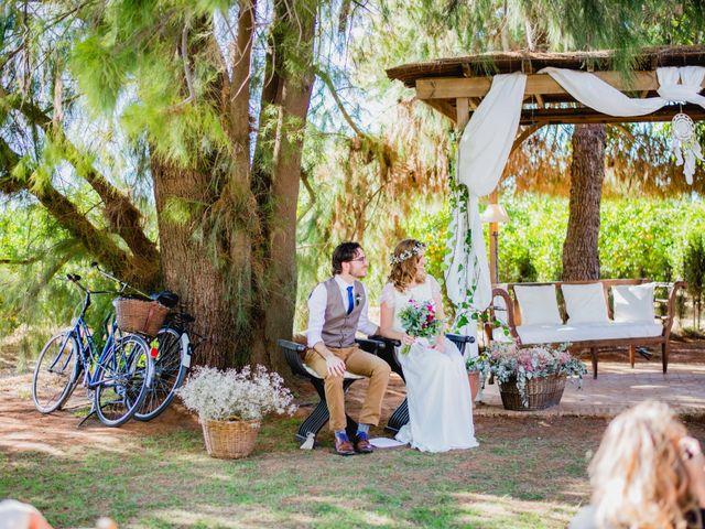 La boda de Julio y Laurence en Valencia, Valencia 28