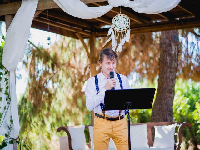 La boda de Julio y Laurence en Valencia, Valencia 32