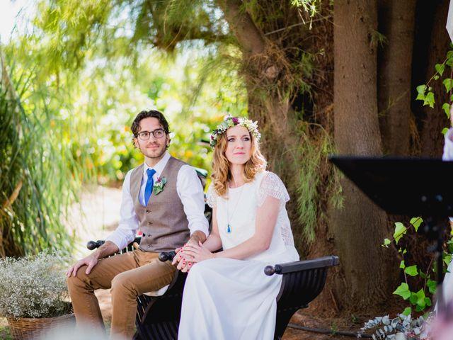 La boda de Julio y Laurence en Valencia, Valencia 34