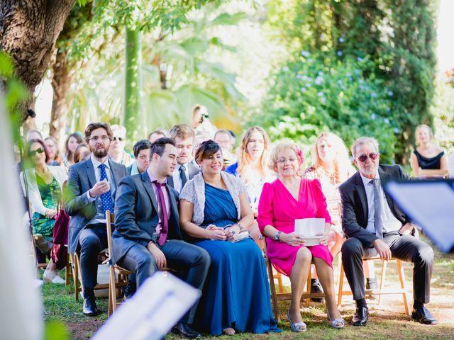 La boda de Julio y Laurence en Valencia, Valencia 40