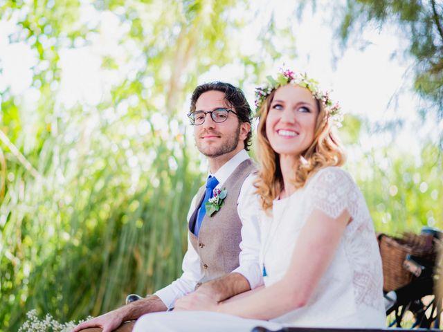 La boda de Julio y Laurence en Valencia, Valencia 42