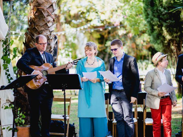 La boda de Julio y Laurence en Valencia, Valencia 48