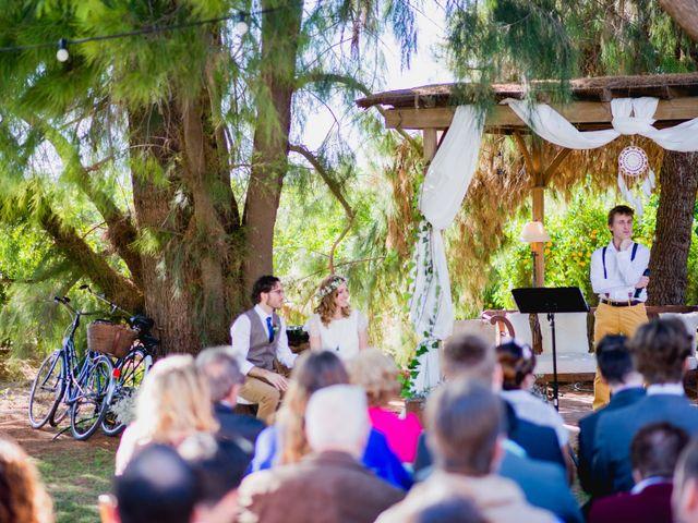 La boda de Julio y Laurence en Valencia, Valencia 58