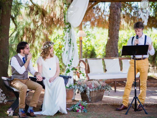 La boda de Julio y Laurence en Valencia, Valencia 59