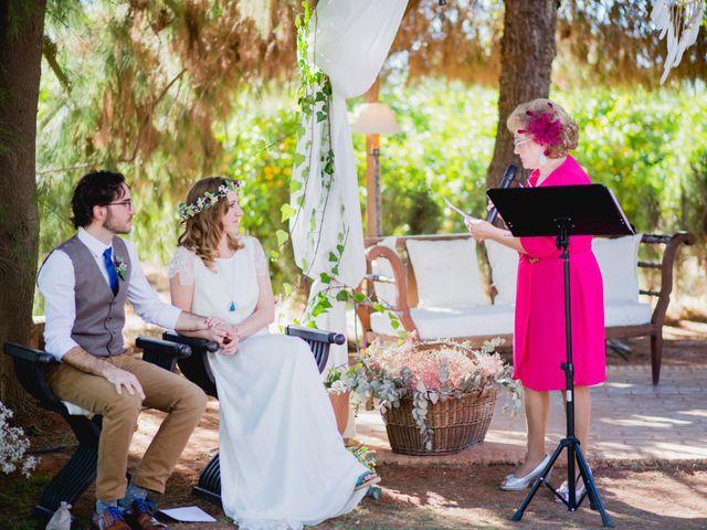 La boda de Julio y Laurence en Valencia, Valencia 81