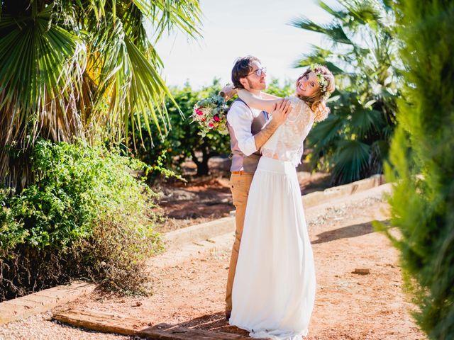 La boda de Julio y Laurence en Valencia, Valencia 109