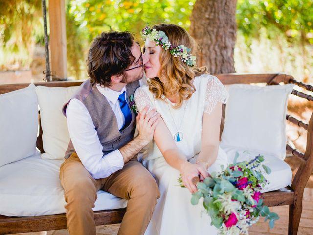 La boda de Julio y Laurence en Valencia, Valencia 110