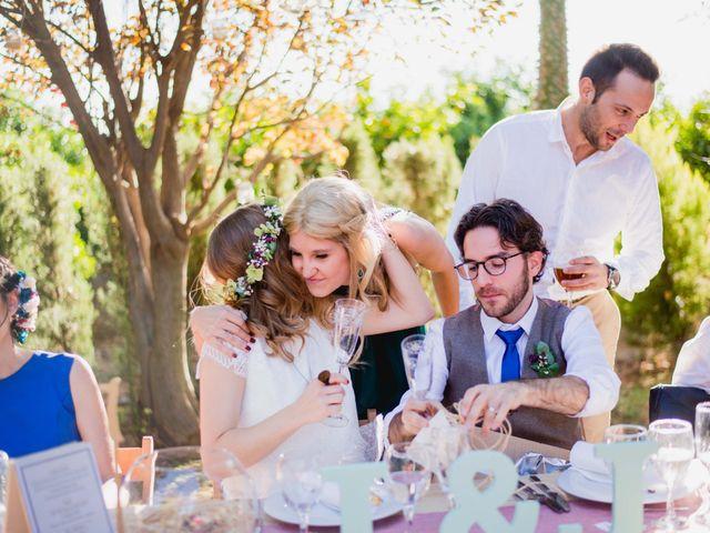 La boda de Julio y Laurence en Valencia, Valencia 117