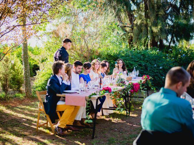 La boda de Julio y Laurence en Valencia, Valencia 122