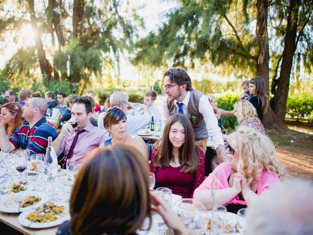 La boda de Julio y Laurence en Valencia, Valencia 132