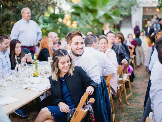 La boda de Julio y Laurence en Valencia, Valencia 143