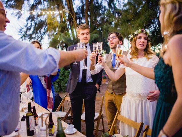 La boda de Julio y Laurence en Valencia, Valencia 154