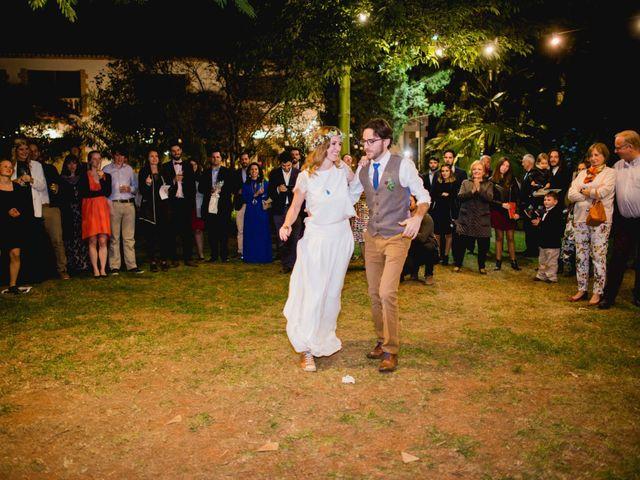 La boda de Julio y Laurence en Valencia, Valencia 163