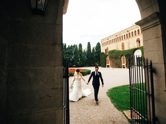 La boda de Monica y Miquel