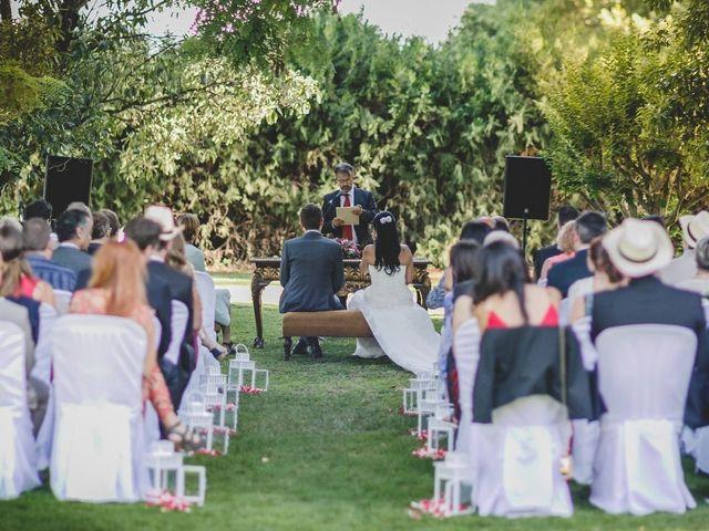 La boda de Nicola y Sibylle en Gerena, Sevilla 3