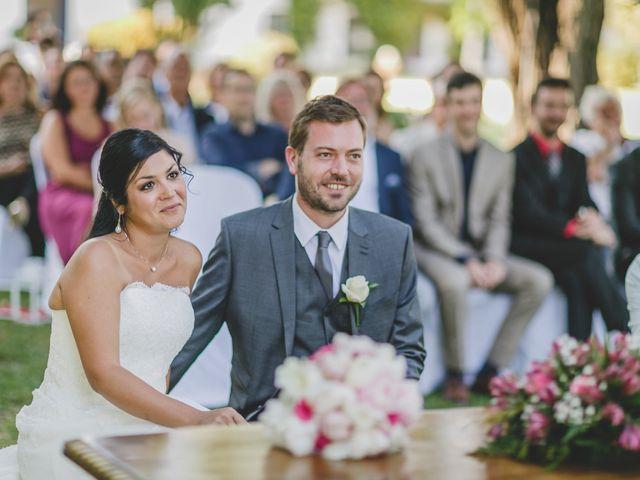 La boda de Nicola y Sibylle en Gerena, Sevilla 5