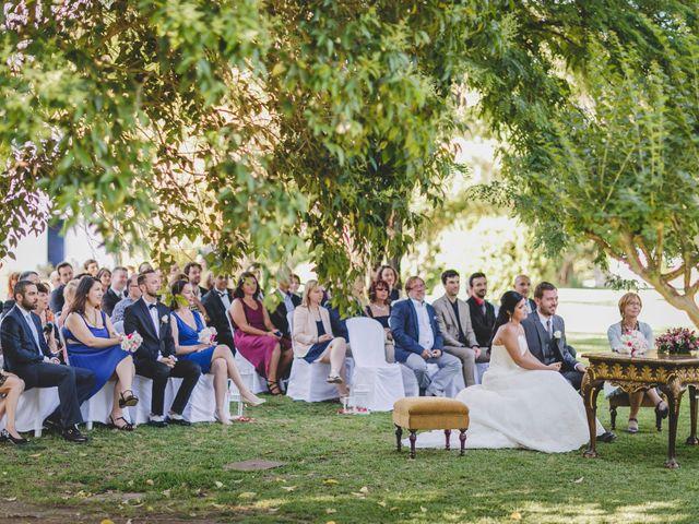La boda de Nicola y Sibylle en Gerena, Sevilla 6