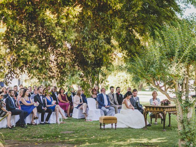 La boda de Nicola y Sibylle en Gerena, Sevilla 7
