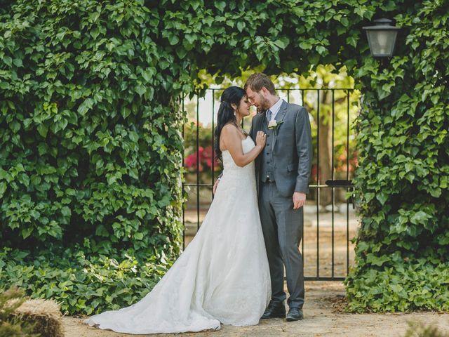 La boda de Nicola y Sibylle en Gerena, Sevilla 15