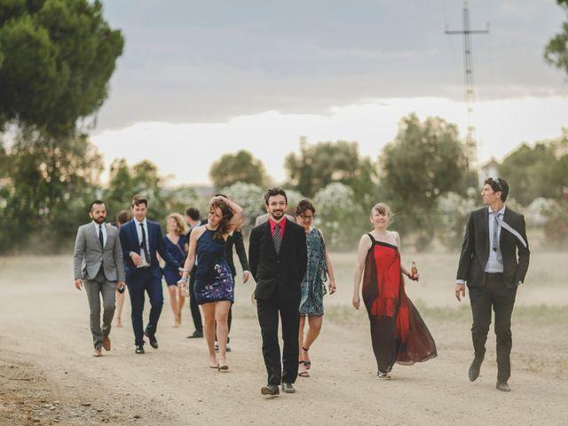 La boda de Nicola y Sibylle en Gerena, Sevilla 25