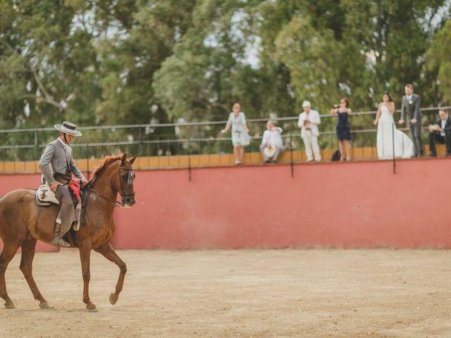 La boda de Nicola y Sibylle en Gerena, Sevilla 26
