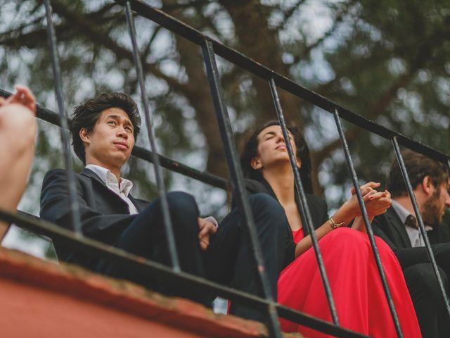 La boda de Nicola y Sibylle en Gerena, Sevilla 27