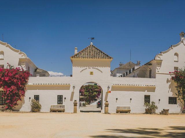 La boda de Nicola y Sibylle en Gerena, Sevilla 29