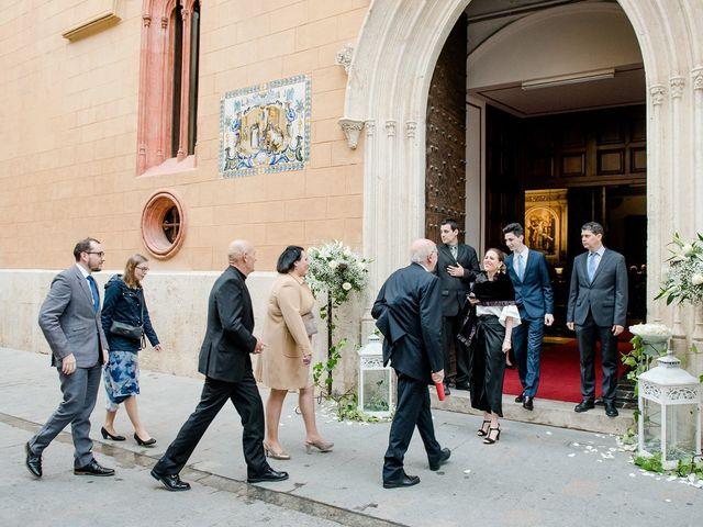La boda de Jaime y Marta en Valencia, Valencia 19