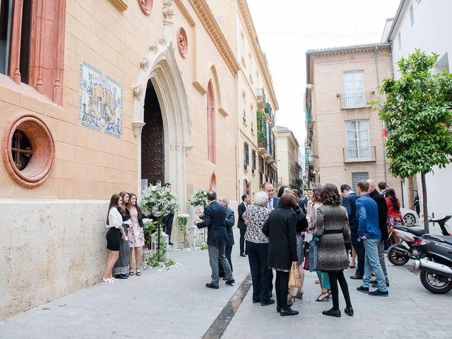 La boda de Jaime y Marta en Valencia, Valencia 18