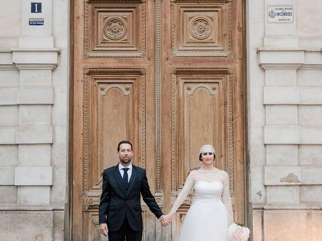 La boda de Jaime y Marta en Valencia, Valencia 15
