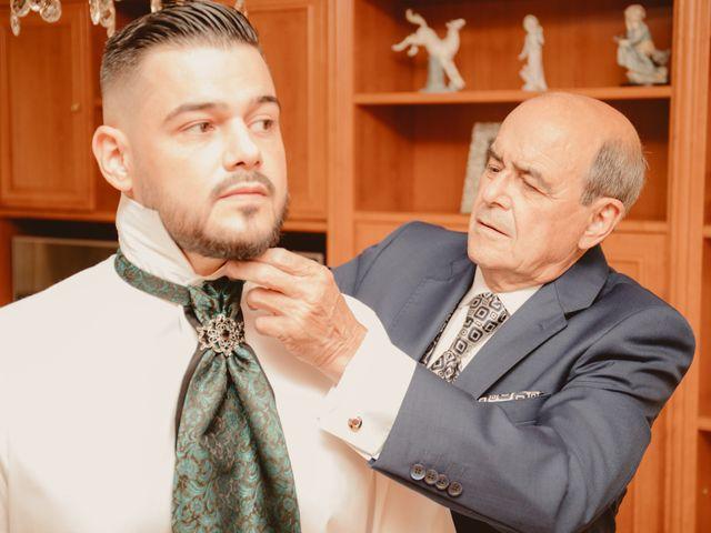 La boda de Carlos y Yenifer en Torrejon De La Calzada, Madrid 7