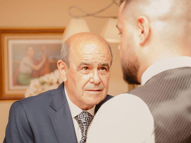 La boda de Carlos y Yenifer en Torrejon De La Calzada, Madrid 9