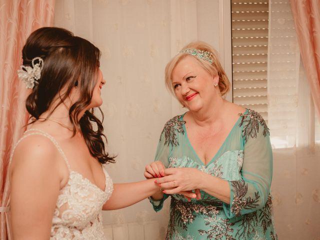 La boda de Carlos y Yenifer en Torrejon De La Calzada, Madrid 13