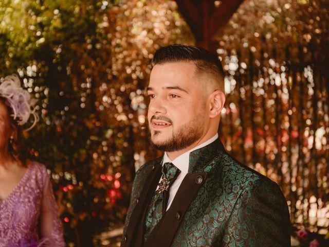 La boda de Carlos y Yenifer en Torrejon De La Calzada, Madrid 26