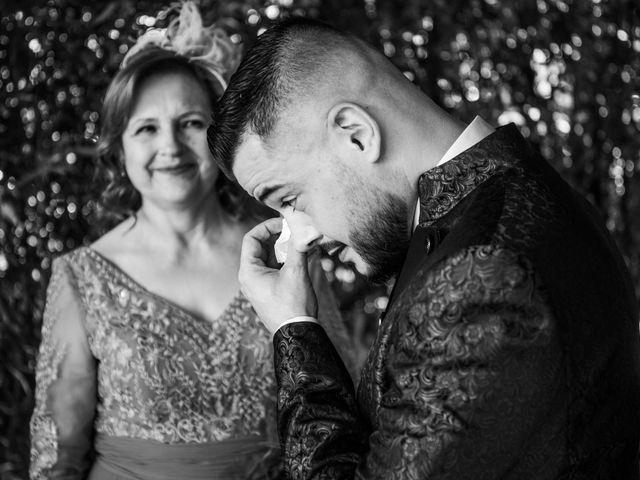 La boda de Carlos y Yenifer en Torrejon De La Calzada, Madrid 27