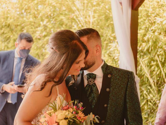 La boda de Carlos y Yenifer en Torrejon De La Calzada, Madrid 28