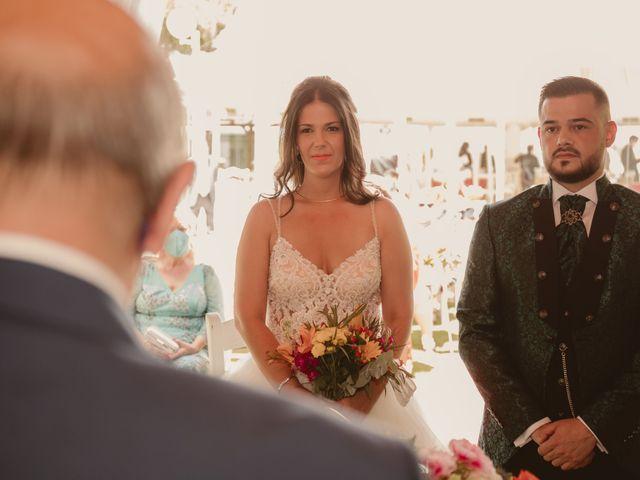 La boda de Carlos y Yenifer en Torrejon De La Calzada, Madrid 30