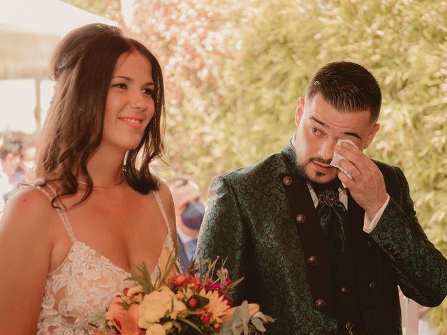La boda de Carlos y Yenifer en Torrejon De La Calzada, Madrid 31