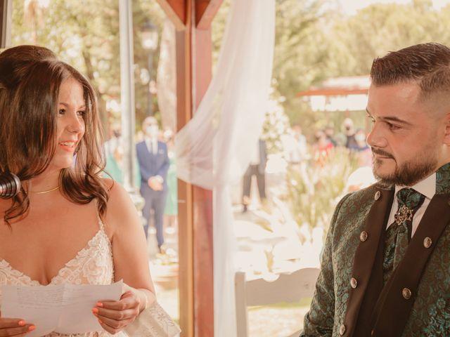 La boda de Carlos y Yenifer en Torrejon De La Calzada, Madrid 34