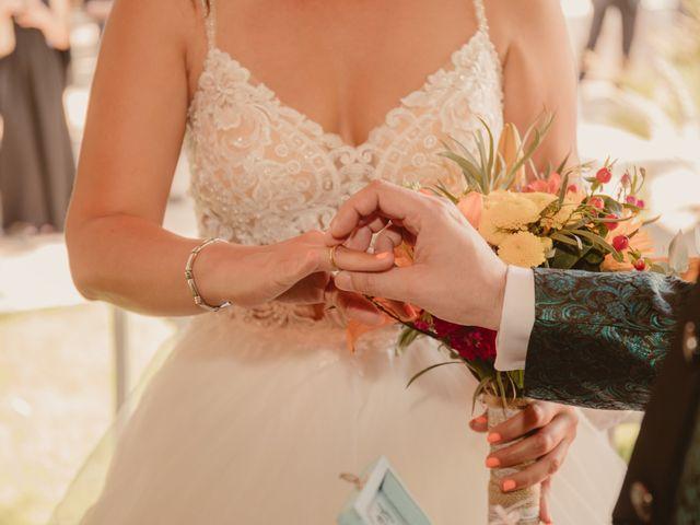 La boda de Carlos y Yenifer en Torrejon De La Calzada, Madrid 37