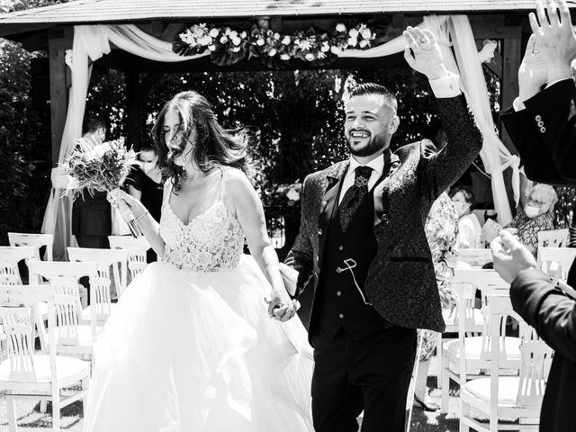 La boda de Carlos y Yenifer en Torrejon De La Calzada, Madrid 38