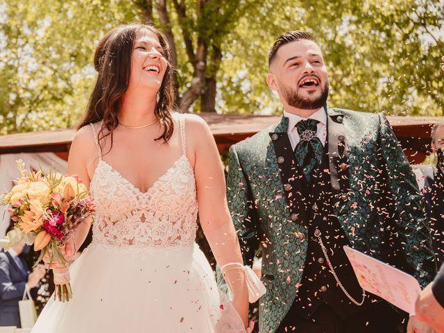 La boda de Carlos y Yenifer en Torrejon De La Calzada, Madrid 39