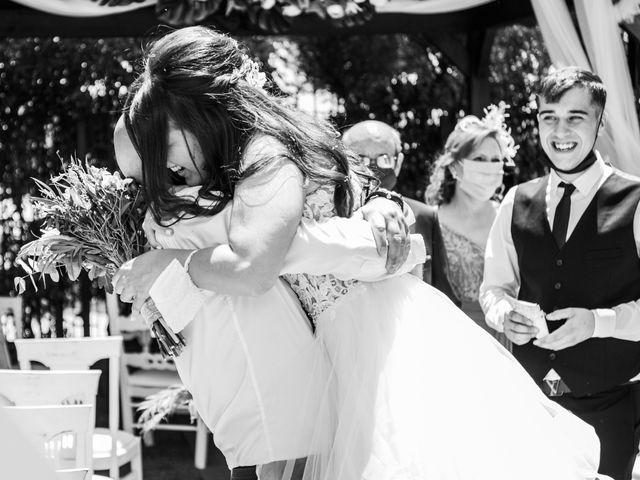 La boda de Carlos y Yenifer en Torrejon De La Calzada, Madrid 41