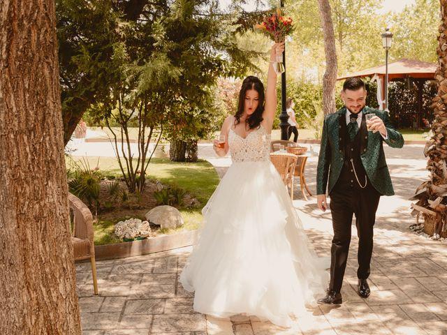 La boda de Carlos y Yenifer en Torrejon De La Calzada, Madrid 46