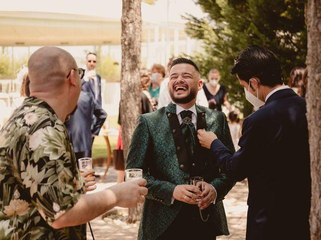 La boda de Carlos y Yenifer en Torrejon De La Calzada, Madrid 47