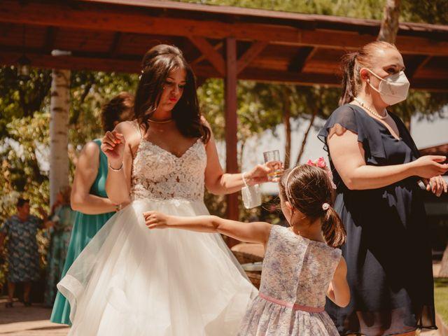 La boda de Carlos y Yenifer en Torrejon De La Calzada, Madrid 49