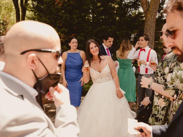 La boda de Carlos y Yenifer en Torrejon De La Calzada, Madrid 54