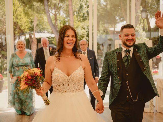 La boda de Carlos y Yenifer en Torrejon De La Calzada, Madrid 61
